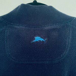 Tommy Bahama Sweaters - Tommy Bahama Reversible 1/4 Zip Sweater
